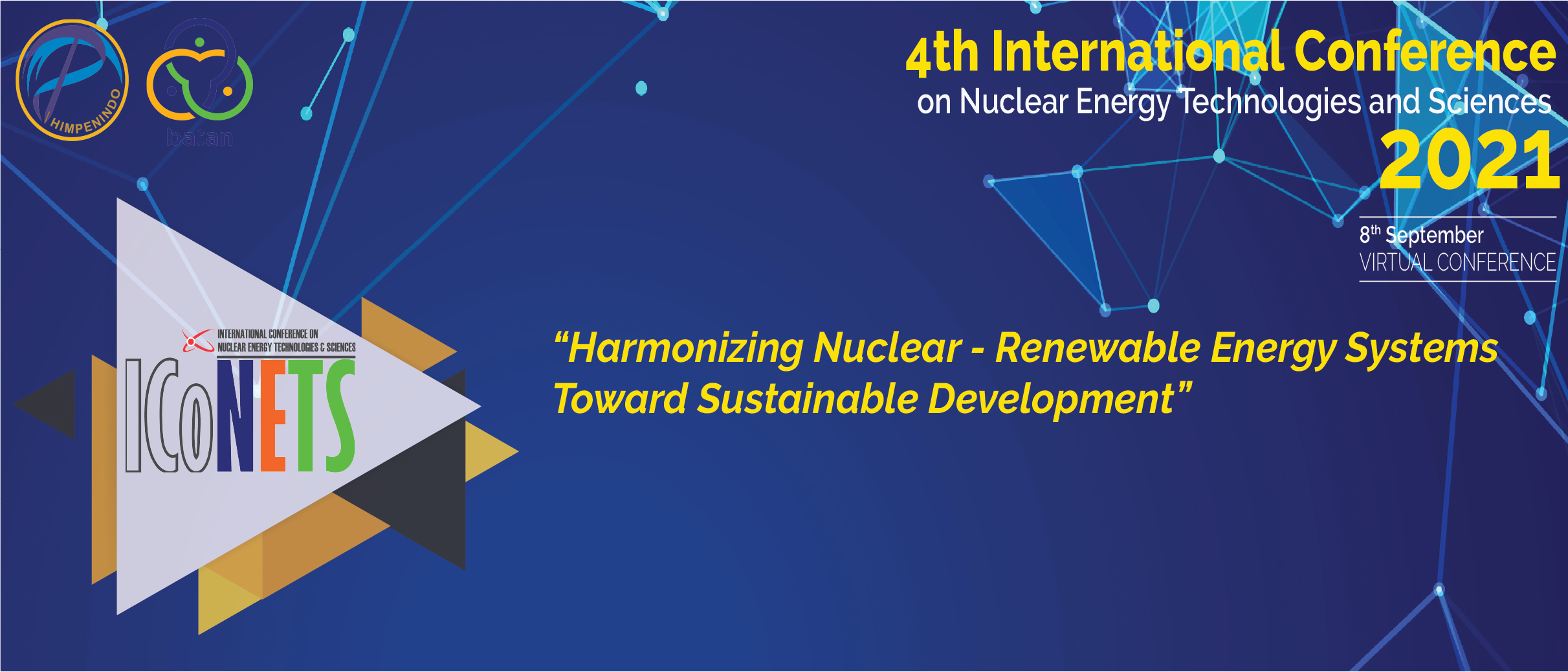International Conference on Nuclear Energy, Technology and Sciences 2021